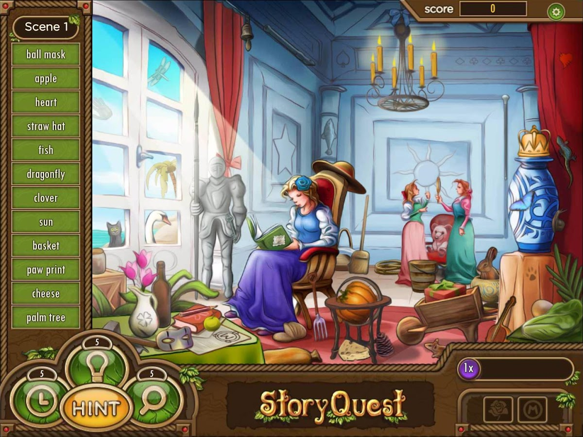 storyquest hidden object game android apps on google play