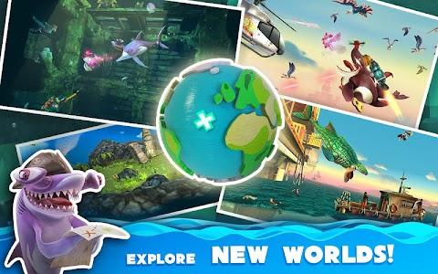 Hungry Shark World v1.6.0 [Mod]