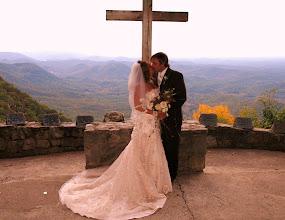 "Photo: Symmes Chapel AKA ""Pretty Place"" Ceremony in Progress - Photo courtesy of Jeff Hall - jeffhallphoto.com - http://WeddingWoman.net"
