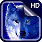 Wolf Live Wallpaper HD