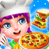 Burger Food Street Android APK Download Free By THT Studio