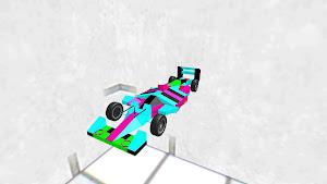 EBG Hellhound F1 初音ミクカラー