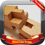 500 + Wood Joint Design APK icon