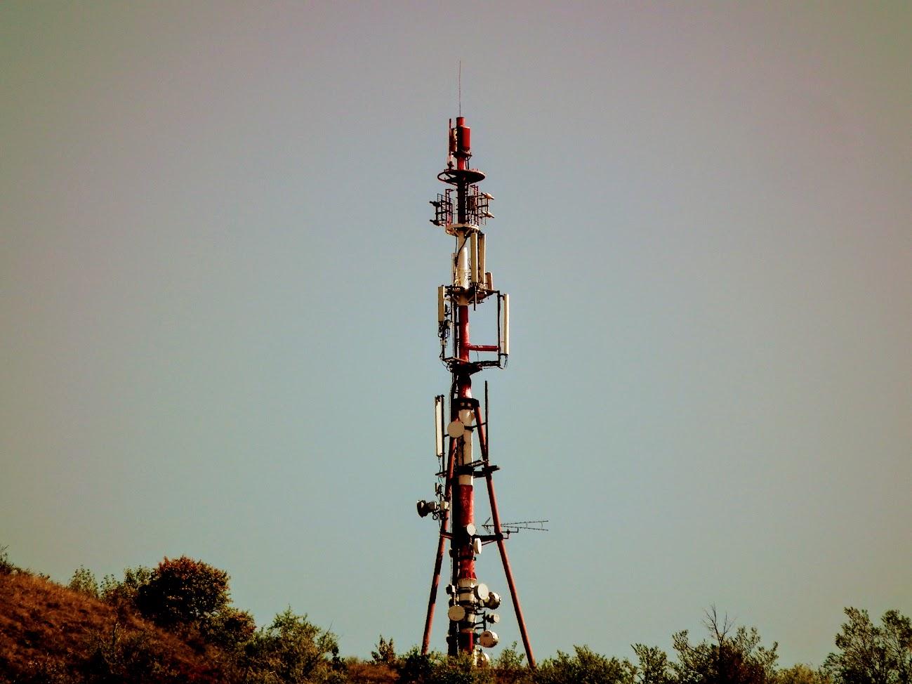 Dorog/Kis-Strázsa-hegy - DVB-T gapfiller