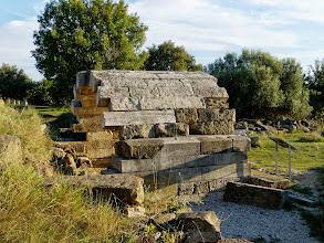 Photo: Apollonia - Cistern