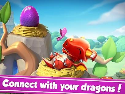 تحميل لعبة Dragon Mania Legends مهكرة للاندرويد [آخر اصدار] 8