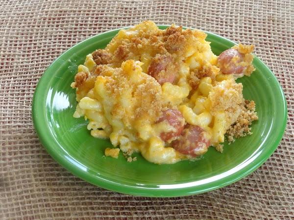 My Hot Diggity Dog  Mac & Cheese Recipe