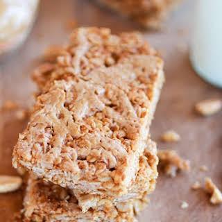 Honey Peanut Butter Oatmeal Bars Recipes.