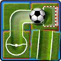 Roll Ball Soccer – Rolling Soccer Ball Puzzle icon