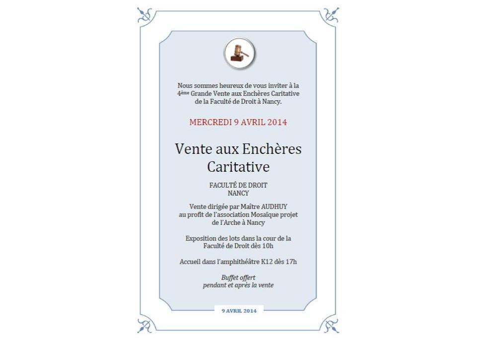 vente-aux-encheres-caritative-au-profit-du-projet-de-l-arche-a-nancy-9-avril-2014-faculte-de-droit-de-nancy