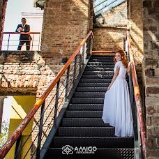 Wedding photographer Ricardo Amigo (AmigoFotografia). Photo of 11.10.2017