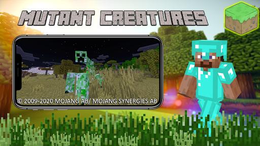 Addon NEW Mutant Creatures 2.0 screenshots 1