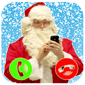 Call from santa claus (prank)