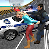 NY Police Patrol: Crime City Gangster Car Chase