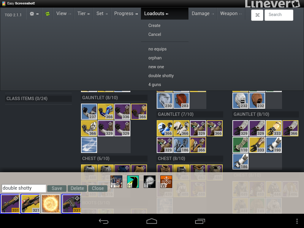 Screenshots of Tower Ghost for Destiny for iPhone