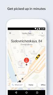App Yandex.Taxi Ride-Hailing Service APK for Windows Phone