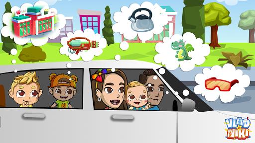 Vlad & Niki Supermarket game for Kids screenshots 5