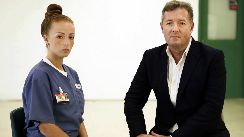Watch Killer Women With Piers Morgan live