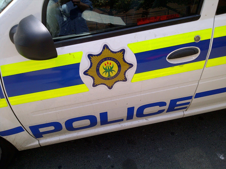 SAPS vehicle. File photo.