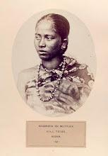 Photo: Negrito - Moamuria Muttuck Hilltribe, Assam, India See: http://meta-gaia.angelfire.com/denisovan_radiation.html