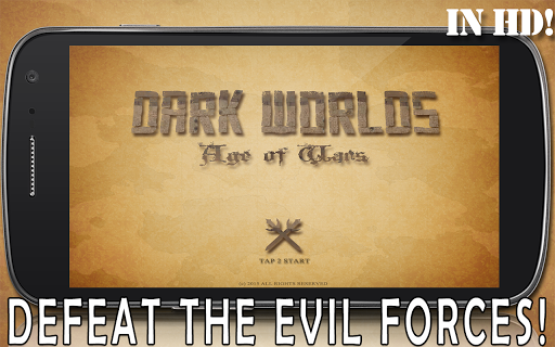 Dark Worlds - Age of Wars