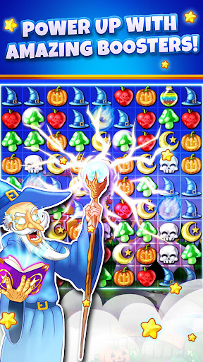 Witch Puzzle - New Match 3 Game 2.10.0 screenshots 2