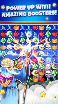 Witch Puzzle - Match 3 Game APK screenshot thumbnail 2