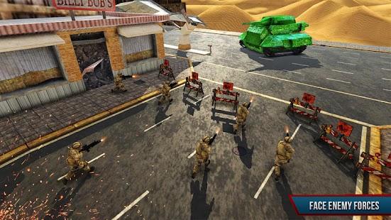 Tank Robot Transformation Game - náhled