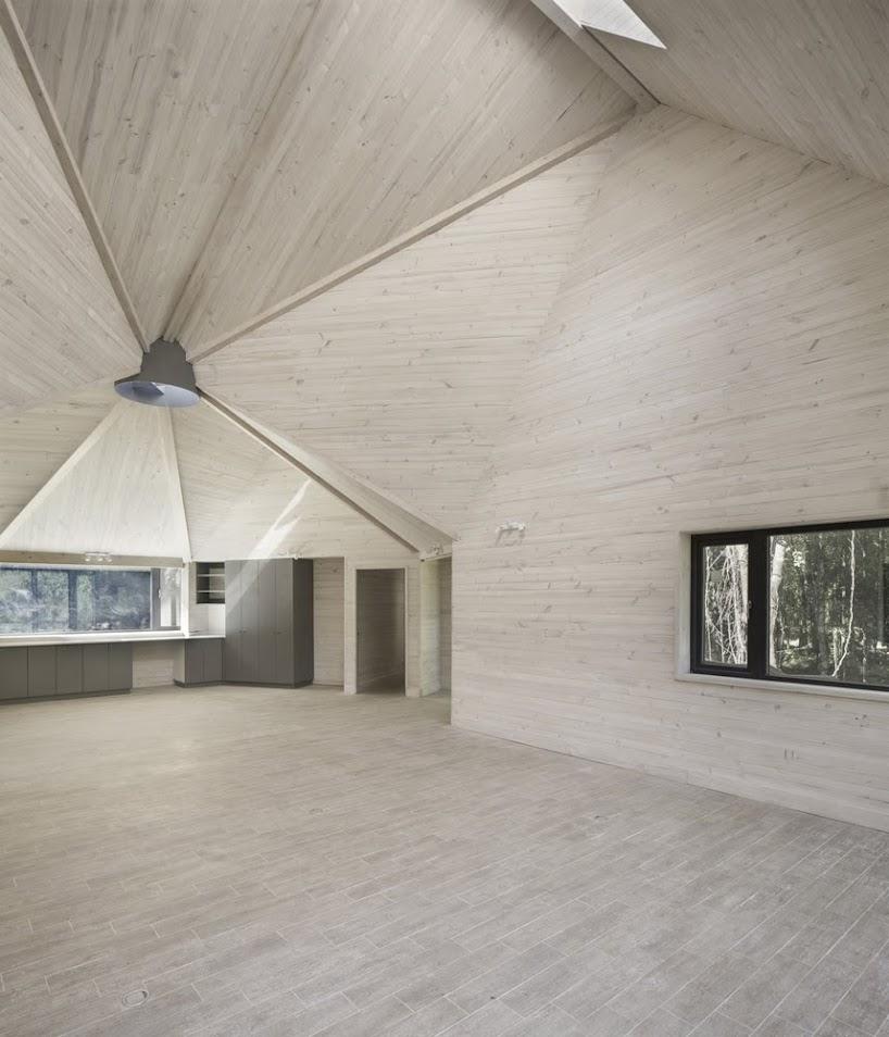 Casa sobre las Rocas por Schwember García-Huidobro Arquitectos