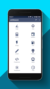 unitMeasure: Offline Material Unit Converter Apk Download For Android 1