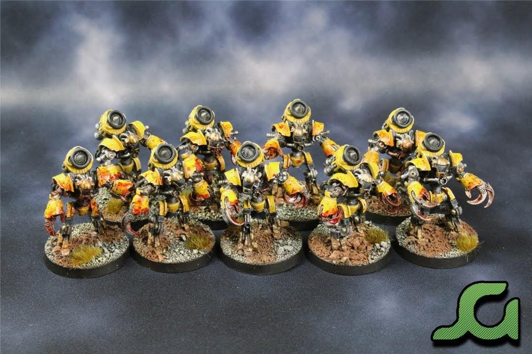 Ursarax Squad