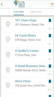 Erie Chamber of Commerce- screenshot thumbnail