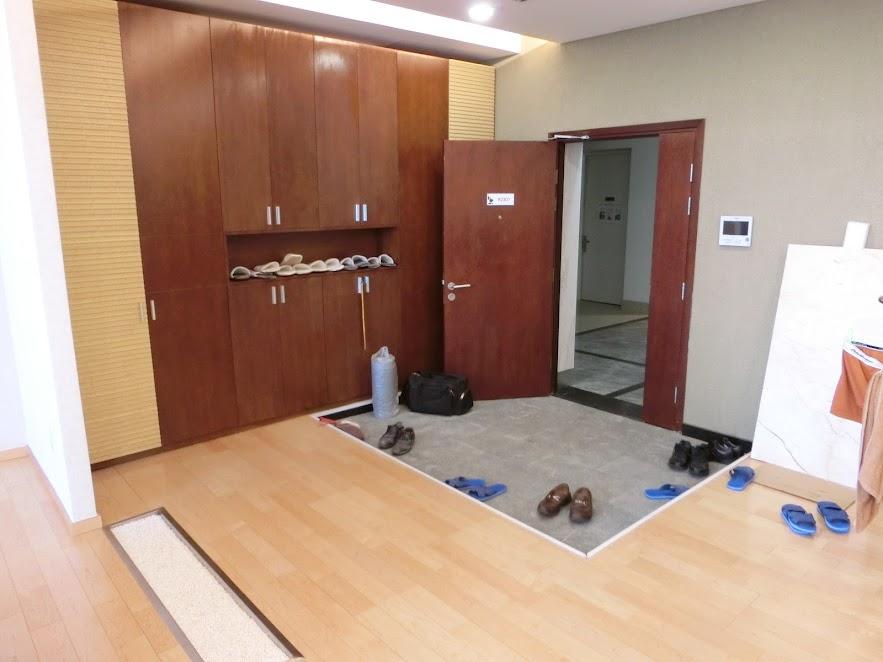 Thi công hoàn thiện sàn nâng kỹ thuật Bankyo Nhật bản tại căn hộ chung cư Hà Nội