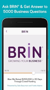 BRiN® - Growing Your Business™ - náhled