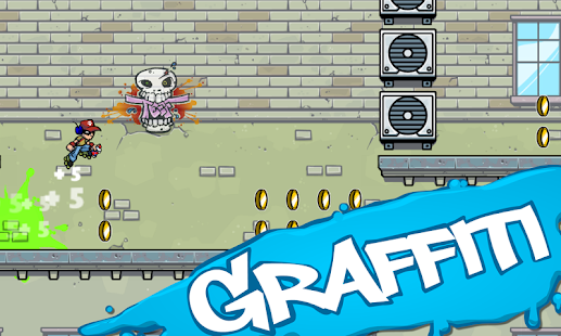Graffiti Grinder- screenshot thumbnail