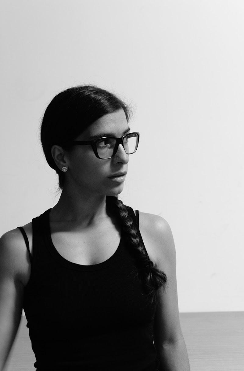 Autoritratto (2014) di Iolanda Pompilio