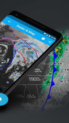 Weather data & microclimate : Weather Underground Apk 2