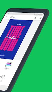 Adobe Spark Post: Graphic design MOD (Unlocked) 2
