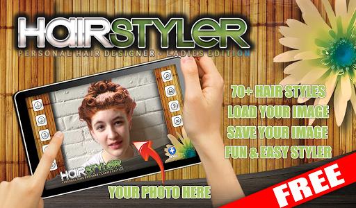 FREE Virtual Hair Styler Style