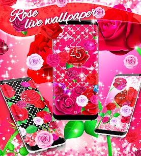 2020 Roses live wallpaper Apk Latest Version Download For Android 5