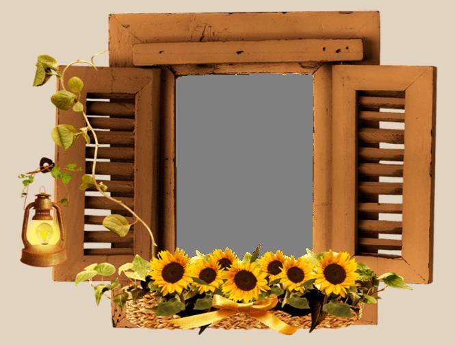 Beautiful Fall Photo Frames- screenshot