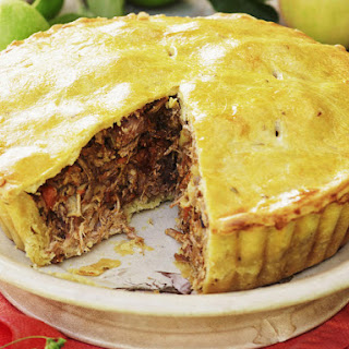 Apple and Pork Pie