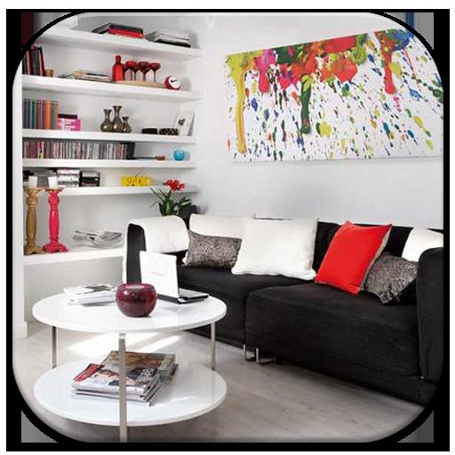 小さい部屋のためのベッドルームのデザイン 生活 LOGO-玩APPs