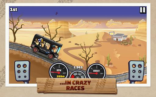 Hill Climb Racing 2  screenshots 7