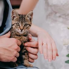 Wedding photographer Olya Khmil (khmilolya). Photo of 11.09.2017
