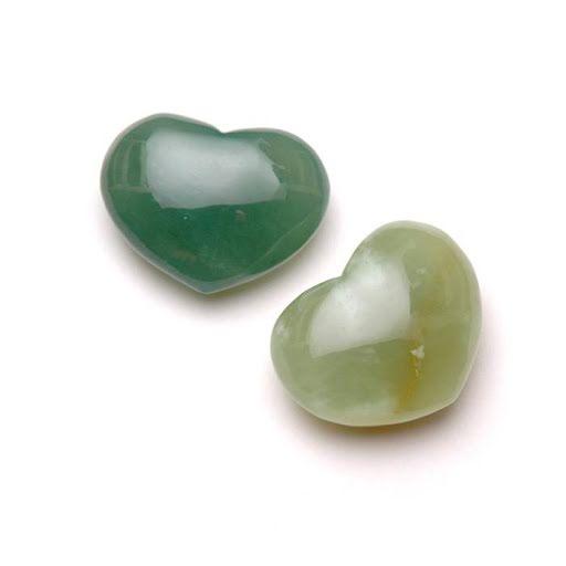 Ny Jade stort hjärta