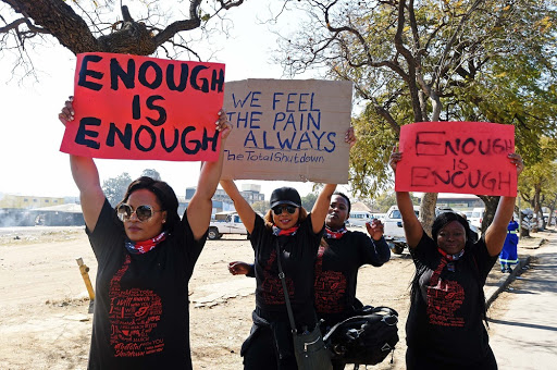 Ramaphosa announces further R1.1bn to fight abuse against women