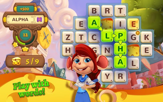 AlphaBetty Saga APK screenshot thumbnail 7