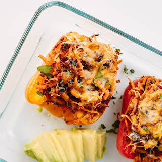 Stuffed Bell Peppers With Potatoes Recipes.
