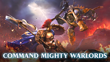 Warhammer Age of Sigmar: Realm War APK screenshot thumbnail 5